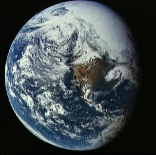 地球の写真